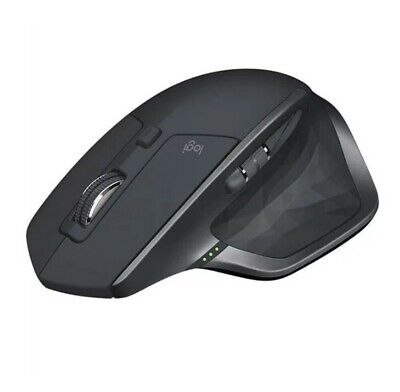 Logitech 910-005142 MX Master 2S Wireless/Bluetooth Laser Mouse