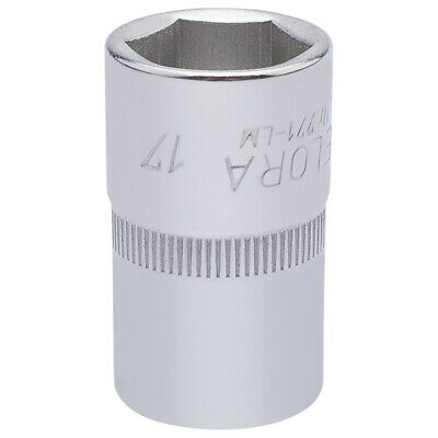 "Draper 32mm 1//2/"" Square Drive Elora Hexagon Socket LIFETIME WARRANTY"