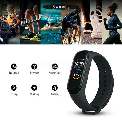 XIAOMI MI BAND 4 SMARTBAND bluetooth5.0 SPORT SMART OROLOGIO WATCH AMOLED