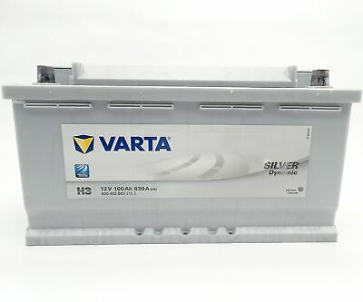 MERCEDES BENZ CAR OEM Replacement Battery TYPE 019 - 12V 100AH 830A