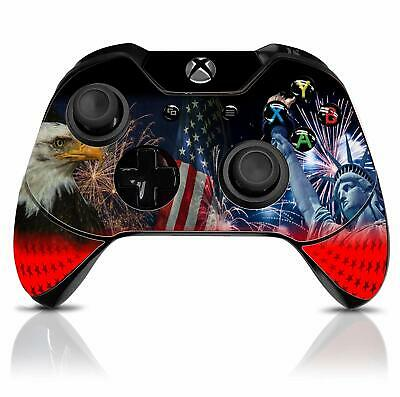 SONY Playstation Ps4 Dualshock 4 Wireless Customized Controller 4th of July