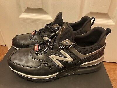 new york b7769 96d5f NEW BALANCE 574 BLACK PANTHER MS574BKP sz 11.5 DS 998 MARVEL ...