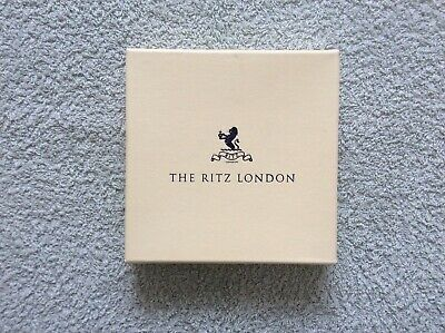 The Ritz London William Edwards Diamond Jubilee Collection Queen Plate/Dish New