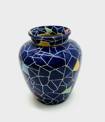 Art.00514 Antico Vaso Epoca 1950/60 Modernariato - Jar Pottery