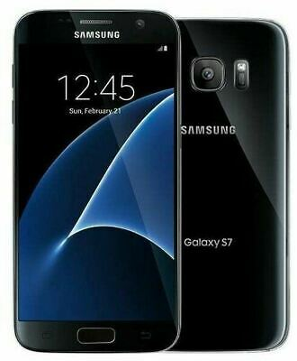 Samsung Galaxy S7 SM-G930 32GB GSM Unlocked AT&T T-Mobile 4G LTE - Black Onyx