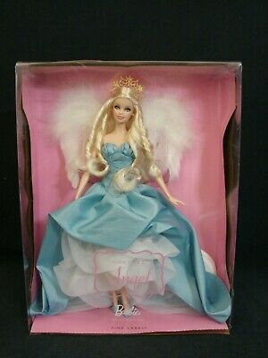 Barbie Collector Couture Angel Pink Label New Mattel 2010