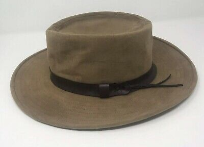 a48cf8792 CUSTOM BROWN FEDORA Hat Made in USA Vintage Retro Unworn - $19.99 ...