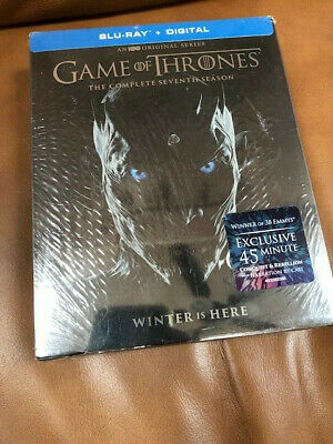 NEW Game of Thrones The Complete Seventh Season (Blue-ray, 2017) SEALED