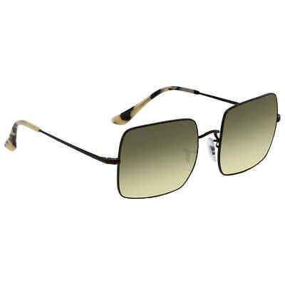 627ef94841ab Ray Ban Square Evolve Yellow Photocromic Square Sunglasses RB1971 9152AB 54
