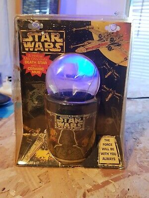 Star Wars Kinnerton Confectionery 1996 Unique Ceramic Mug With packaging