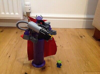 LEGO PART 88064PB01 SPACESUIT BUZZ LIGHTYEAR TOY STORY