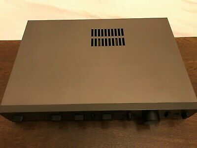 AUDIOLAB 8000A INTEGRATED Amplifier Made In England preTAG