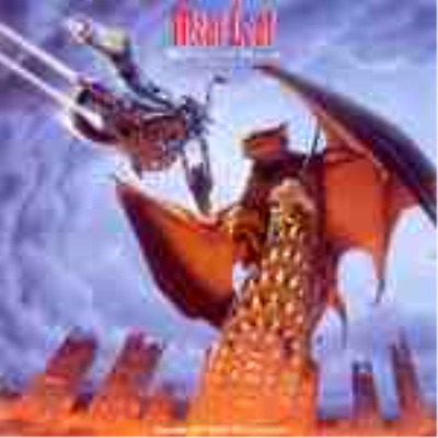Meat Loaf - Bat Out Of Hell Ii Back Into Hell CD NUEVO