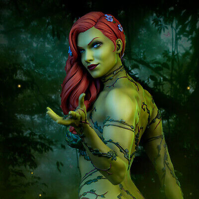 SIDESHOW DC Comics Poison Ivy Premium Format Figure Statue NEW SEALED