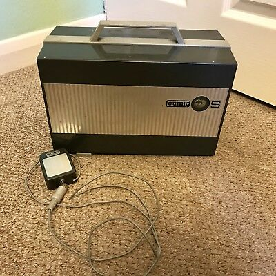 Vintage Eumig Mark S - 8mm Sound Cine Projector