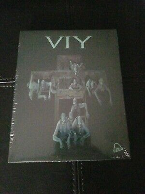 VIY (1967) Bluray Limited 1/1500 Fantasy HORROR Classic w/RARE SLIPCOVER OOP NEW