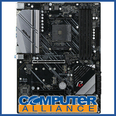 Asrock AM4 ATX X570 PHANTOM GAMING 4 DDR4 Motherboard