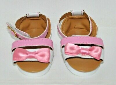 Our Generation Doll American Girl Doll 18 Inch Dolls Clothes Shoes Pink Sandals