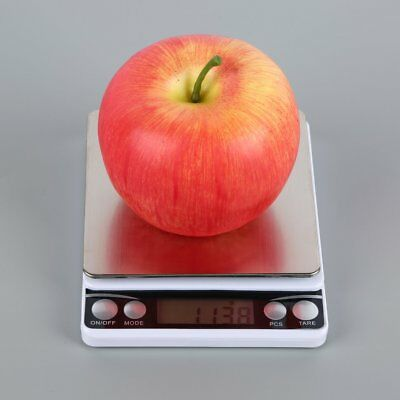 Multifunctional LCD Electronic Digital Scale 0.1G/0.01G Kitchen Weight Scales KR