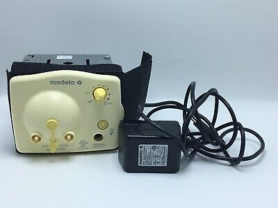Medela-Pump-In-Style Advanced Double Breast Pump MOTOR adaptor - tested Works!
