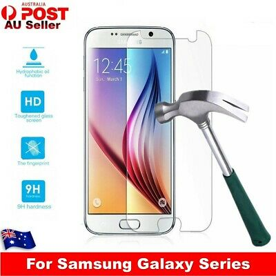 9H Hardness Tempered Glass Screen Protector Film for Samsung Galaxy S3 S4 S5 S6