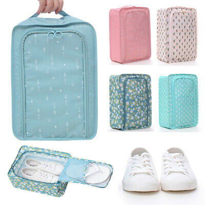 Travel Sorting Pouch Storage Bag Shoes Organizer  Portable Foldable Zippers