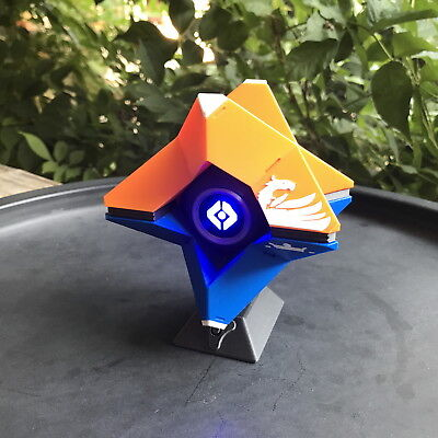 Kill Tracker Ghost from Destiny 2 (3D printed)