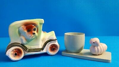 Vintage Cute Collectable Egg Cups