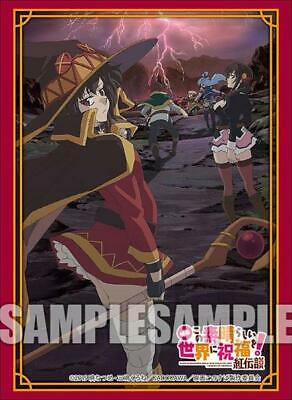 KonoSuba Megumin Card Game Character Storage Box Case Collection Vol CCG Deck Boxes 297 Anime