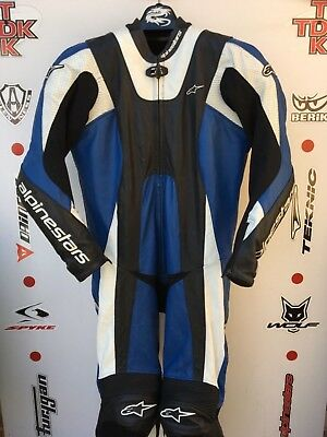 Alpinestars Charger One Piece Race suit with hump uk 48 Euro 58