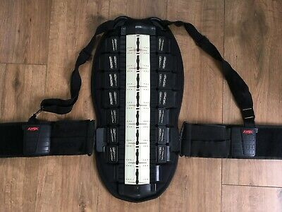 Knox Aegis Level Two Back Protector 8 Plate waist to shoulder 51cm RRP £119