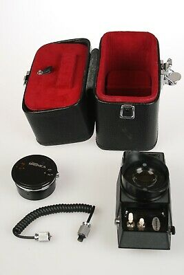 BRONICA Zenza TTL Exposure Meter Boxed w/Cable, Instructions for S & S2 RARE