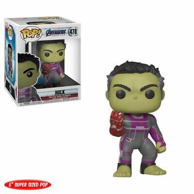 Avengers: Endgame Oversized POP! Movies Vinyl Figure Hulk