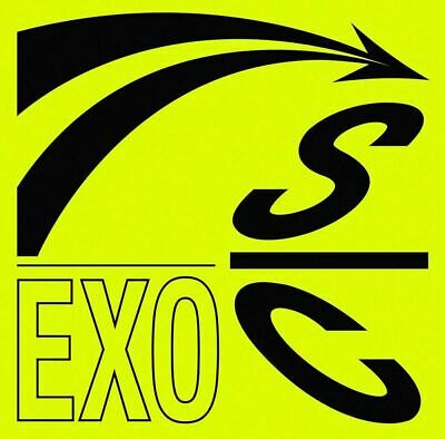 SM Entertainment Sehun&Chanyeol EXO-SC - What a Life [SC2019_G ver.] (1st Mini A