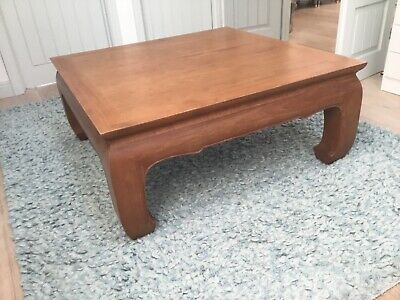 Unusual Solid Wood Coffee Table From Maison Du Monde 41cm