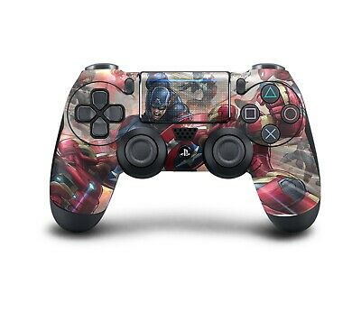 SONY Playstation PS4 Dualshock 4 Wireless Customized Controller Comics