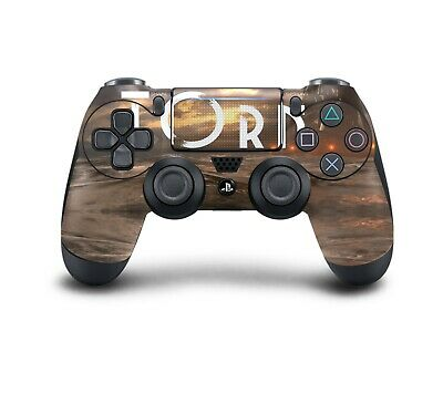 SONY Playstation Ps4 Dualshock 4 Wireless Customized Controller Torn