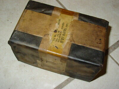WWII NOS Surplus 30 Cal M1 Carbine Garand 1903 Bore Brush 1903A3 Parts Kit Box