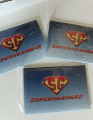 wholesale joblot 48 super grandad magnets fathers day gift carboot market stall