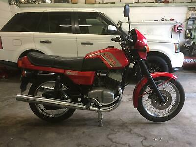 1994 Jawa CZ TS 350 Barn/Garage Find, (SORRY ITS NOW SOLD) Classic Motorcycle