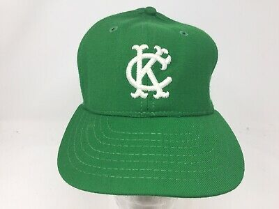 VTG Kansas City Athletics A's ROMAN PRO Hat Leather Sweatband Size 6 1/2 Oakland