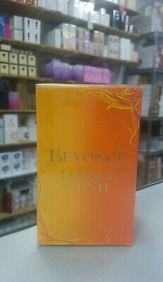 Beyonce Heat Rush * Perfume for Women * 3.4 oz * edt * New In Box & Sealed