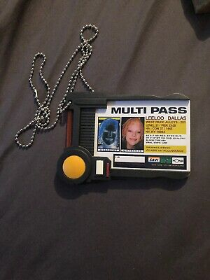 LOOT CRATE DX Fifth Element Multi Pass.  Fast Shipping!