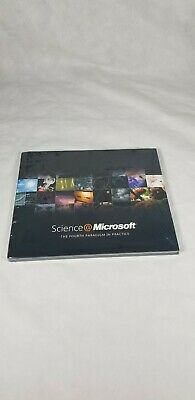Science @ Microsoft The Fourth Paradigm in Practice 2012 Hardcover Book New
