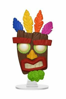 Crash Bandicoot POP! Games Vinyl Figure Aku Aku
