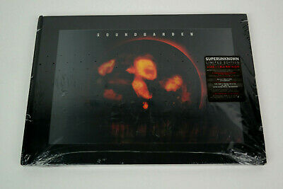 Superunknown [Super Deluxe] [Box] by Soundgarden (CD, Jun-2014, 4CD+1 Blu ray)