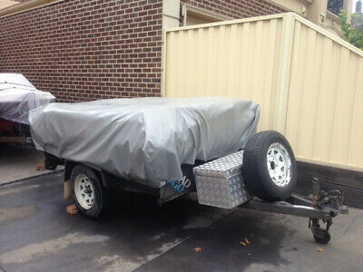 Dingo Camper Trailer 2002 used in very good condition