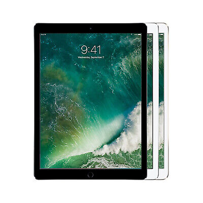 "Apple iPad Pro 12.9"" 2nd Gen - Slightly Imperfect  64 256 512GB Grey Silver Gold"