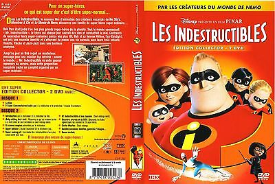 Les Indestructibles - Pixar Disney Animation - Brad Bird - Toy Story Cars - 2DVD