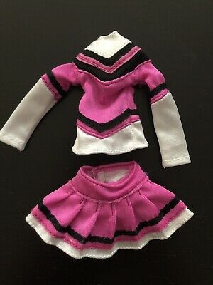 Monster High Draculaura Cheerleading Outfit